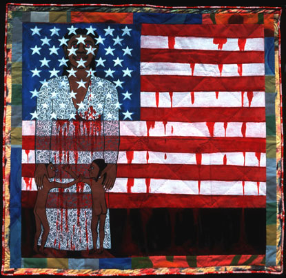 The Flag is Bleeding