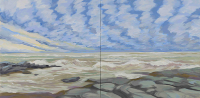 2. Mackerel-Sky-Newport