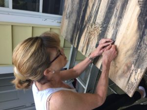 sally-frank-at-work-on-a-large-woodcut